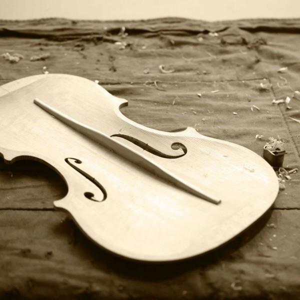 Thumbnail for Geigenbau Van der Waerden